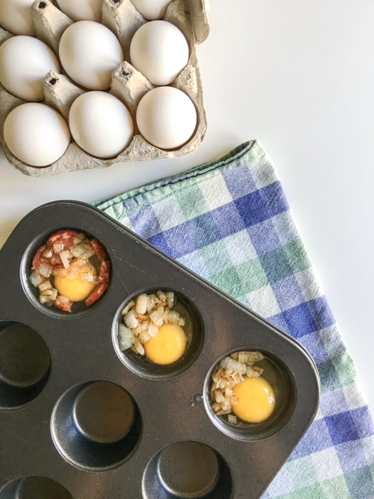 breakfast egg cups