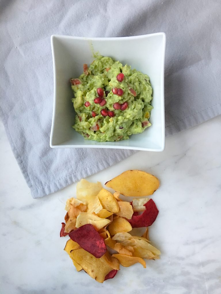 megs cucina how to make guacamole