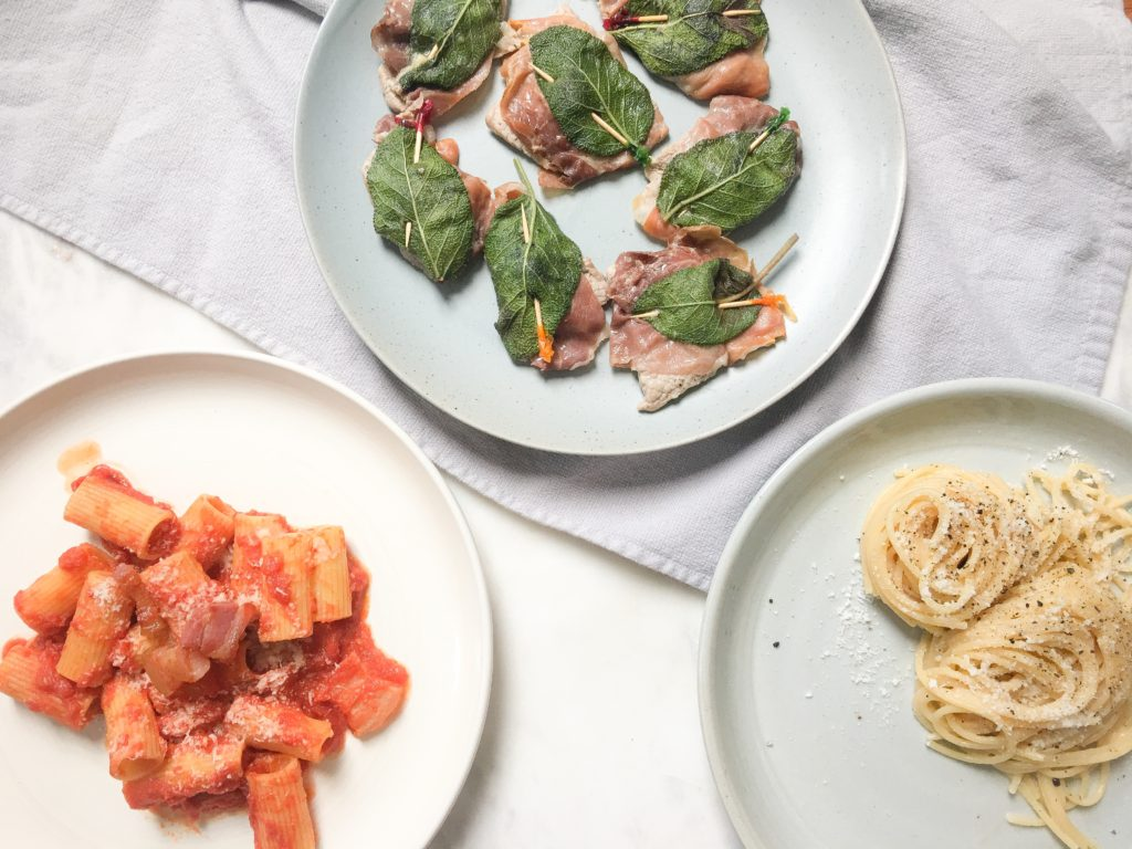 megs cucina classic roman dishes